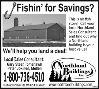 Fishin' for Savings?