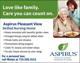 Skilled Nursing Home