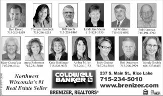 Northwest Wisconsin's 1 Real Estate Seller