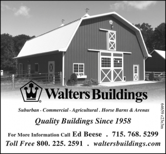 Quality Buildings Since 1958
