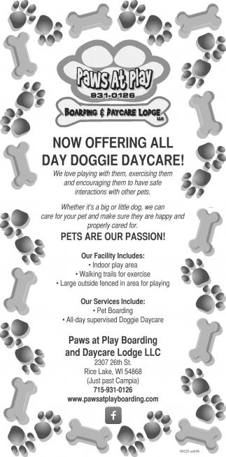 daycare ads