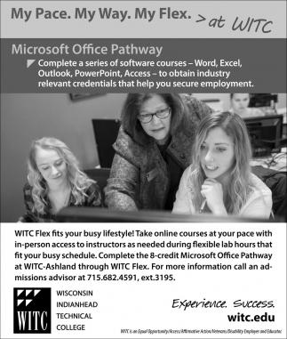 Microsoft Office Pathway