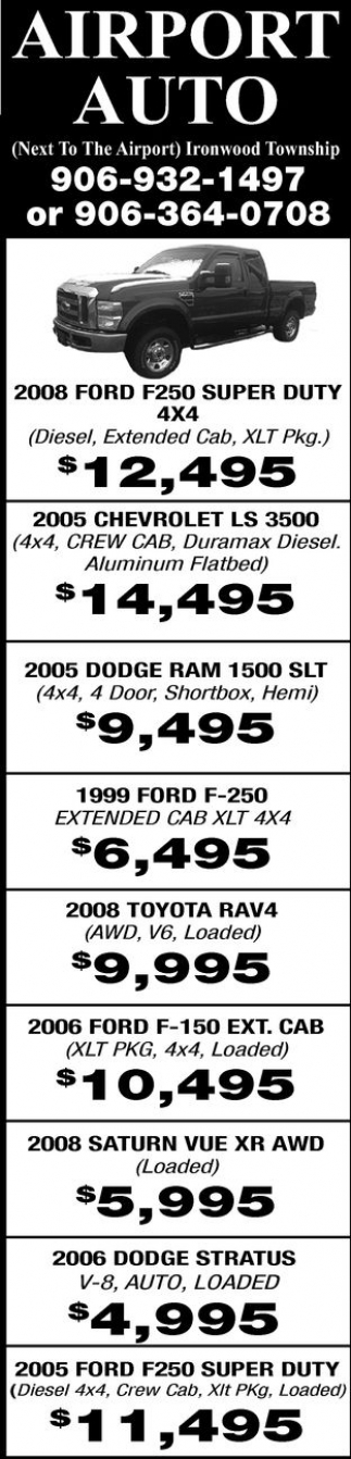 2008 Ford F250 Super Duty 4x4