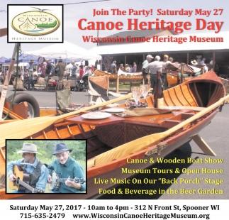 Canoe Heritage Day