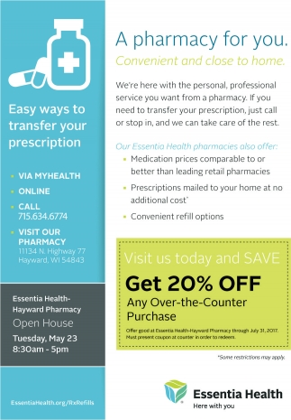 Essentia Health Pharmacy