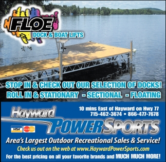Floe Dock & Boat Lifts