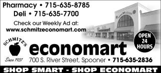 Shop Smart - Shop Economart