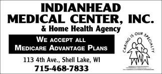 We accept all medicare advantage plans