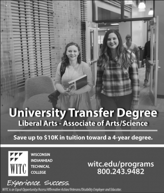 University Transfer Degree
