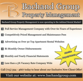 Apartment and Housing Rentals