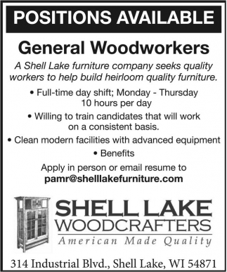 General Woodworkers