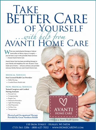 Personal Care Homes