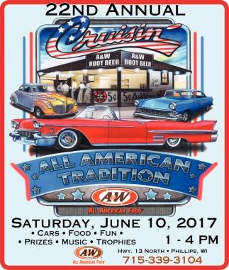 22nd Annual Classic Car Show