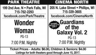 Wonder Woman / Guardians ot the Galaxy Vol. 2