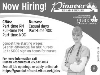 CNAs, Nurses
