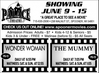 Wonder Woman - The Mummy