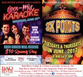 Open Mic Karaoke