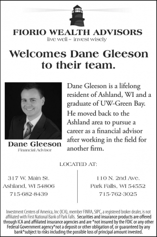 Welomes Dane Gleeson to their team
