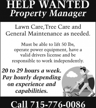 Lawn Care, Tree Care and General Maintenance