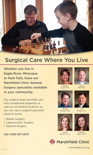 Surgical Care Where You Live
