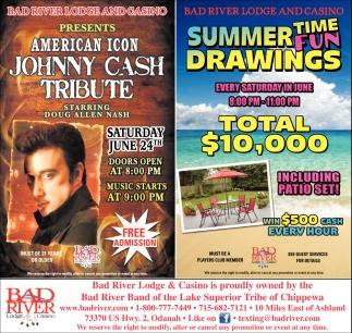 American Icon Johnny Cash Tribute