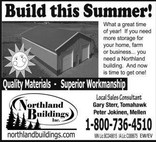 Build this Summer!