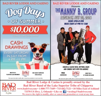 Dog Days of Summer $10,000