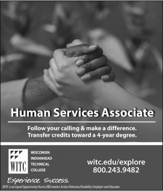 Human Services Associate