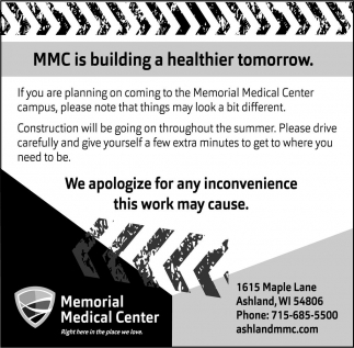 MMC is building a healthier tomorrow