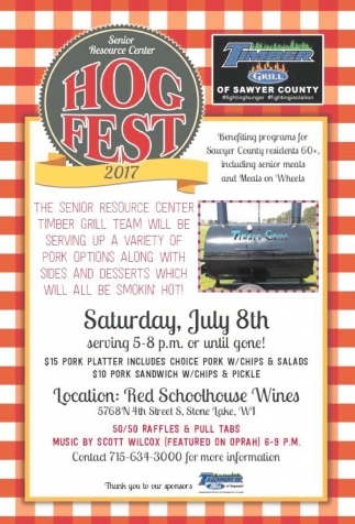 Senior Resource Center Hog Fest 2017