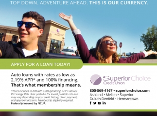 Apply for a loan today