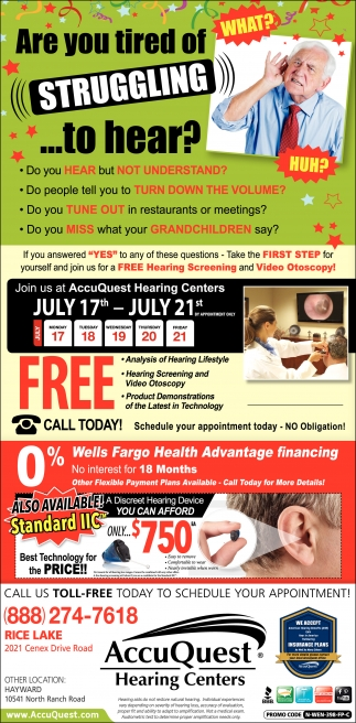 Free Call Today
