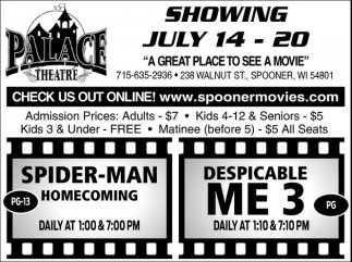 Spider-Man Homecoming - Despicable Me 3