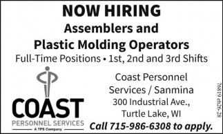 Assemblers and Plastic Molding Operators