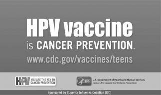 HPV vaccine is Cancer Prevention