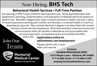 BHS Tech