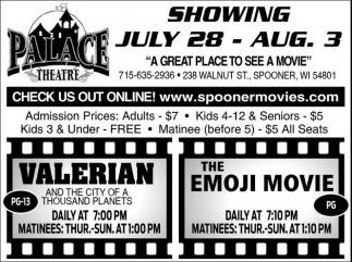 Valerian - The Emoji Movie