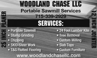 Portable Sawmill Services