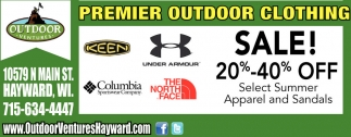 Premier Outdoor Clothing