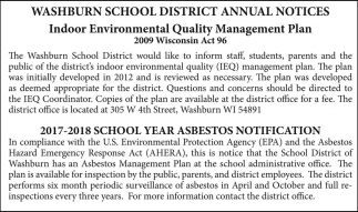 Annual Notices
