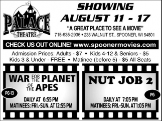 War for The Planet of The Apes - Nut Job 2