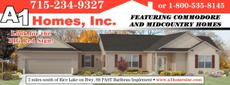 Featuring Commodore and Midcountry Homes