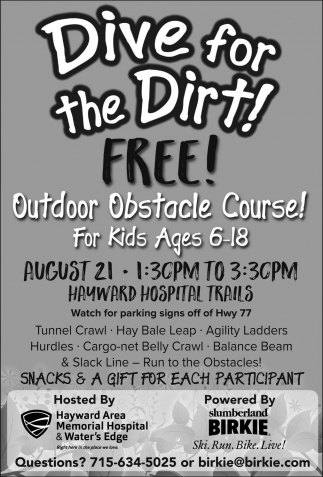 Dive for the Dirt! FREE!