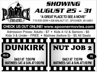 Dunkirk - Nut Job 2