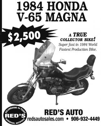 1984 Honda V-65 Magna