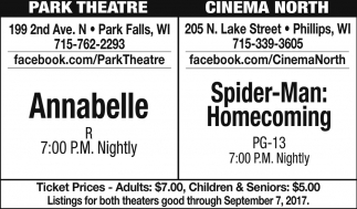 Annabelle / Spider-Man: Homecoming