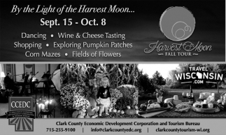 Harvest Moon Fall Tour