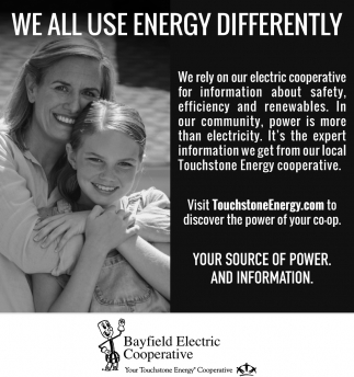 We all use energy differently