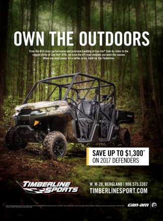 Own The Outdoors