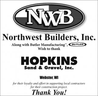 Hopkins Sand & Gravel, Inc